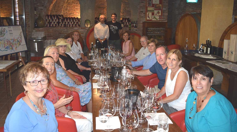 WineryCascinadelleRose