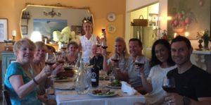 Group dinner1